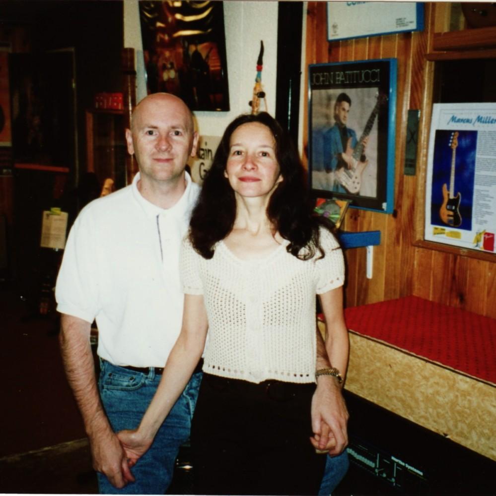 Dan & Christine